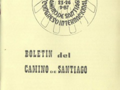 Boletín Nº 13 (Julio-Agosto 1987)